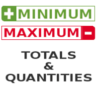 WooCommerce Minimum Maximum Order Totals & Product Quantities