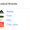 WooCommerce Product Brands Widget