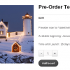 WooCommerce Pre-Orders - Product on the single product page