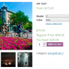WooCommerce Tiered Pricing - Product Page Example