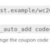 WooCommerce Super Coupons - URL & Shortcodes