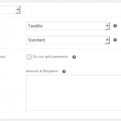 WooCommerce PayPal Payouts Pro - Product Settings